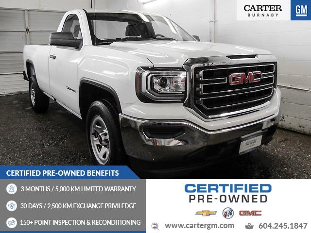2018 GMC Sierra 1500 Base (Stk: P9-62110) in Burnaby - Image 1 of 21