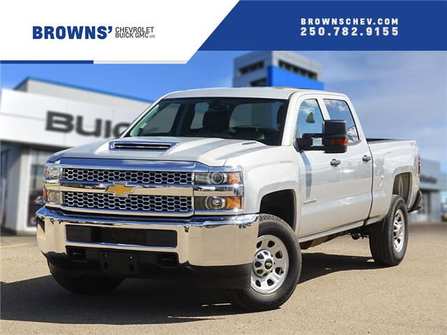 2019 Chevrolet Silverado 3500HD WT (Stk: T20-857A) in Dawson Creek - Image 1 of 15