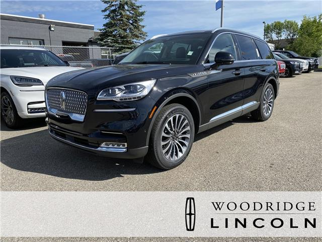 2020 Lincoln Aviator Reserve (Stk: L-88) in Calgary - Image 1 of 7