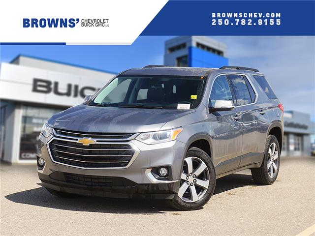 2020 Chevrolet Traverse 3LT (Stk: T20-1367) in Dawson Creek - Image 1 of 18