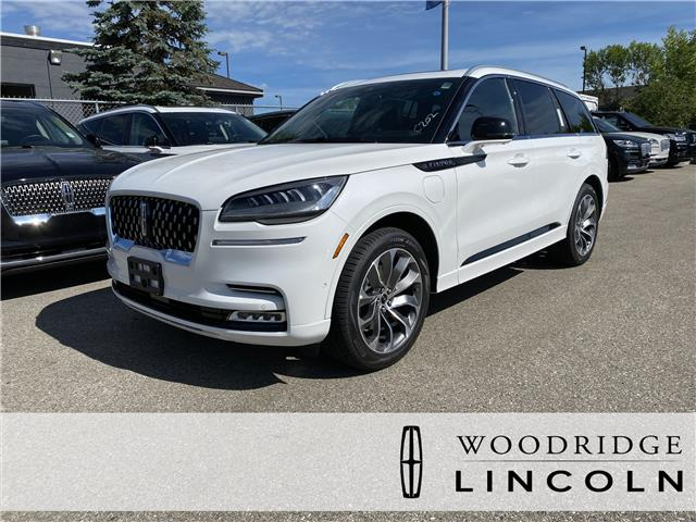 2020 Lincoln Aviator Grand Touring (Stk: L-985) in Calgary - Image 1 of 7