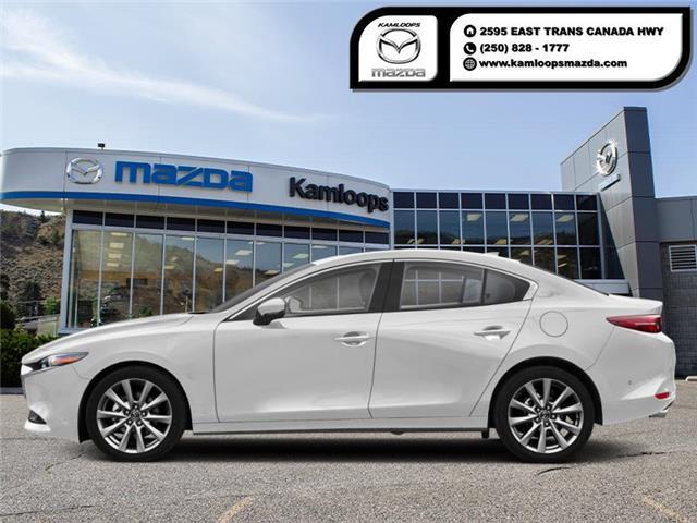 2020 Mazda Mazda3 GT Premium Package (Stk: EL110) in Kamloops - Image 1 of 1