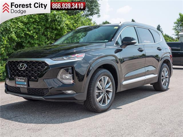 2020 Hyundai Santa Fe Preferred 2.4 (Stk: DW0093) in Sudbury - Image 1 of 21
