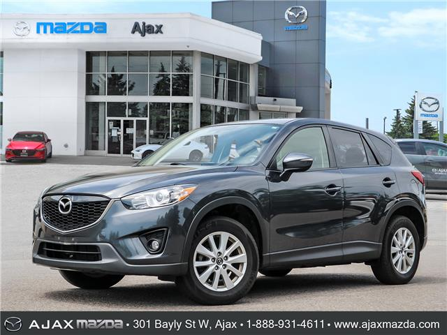 2015 Mazda CX-5 GS (Stk: 20-1386A) in Ajax - Image 1 of 26