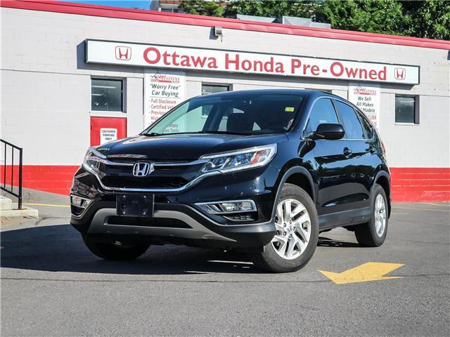 2016 Honda CR-V SE (Stk: H83550) in Ottawa - Image 1 of 28