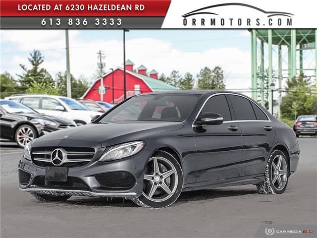 2015 Mercedes-Benz C-Class Base (Stk: 5983) in Stittsville - Image 1 of 27