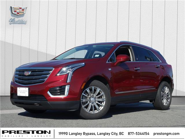 2017 Cadillac XT5 Luxury (Stk: X29971) in Langley City - Image 1 of 29
