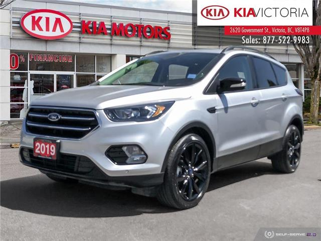2019 Ford Escape Titanium (Stk: A1610) in Victoria - Image 1 of 25