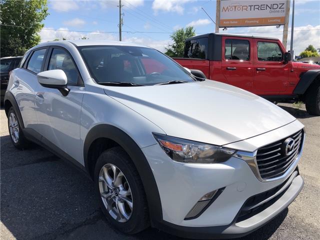 2018 Mazda CX-3 GS (Stk: -) in Kemptville - Image 1 of 14