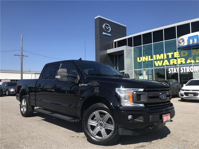 2018 Ford F-150 XLT (Stk: UM2402) in Chatham - Image 1 of 17