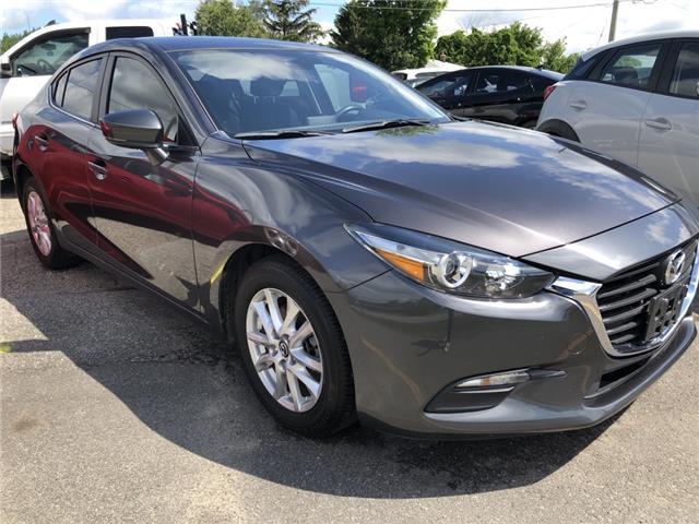2018 Mazda Mazda3 GS (Stk: -) in Kemptville - Image 1 of 14