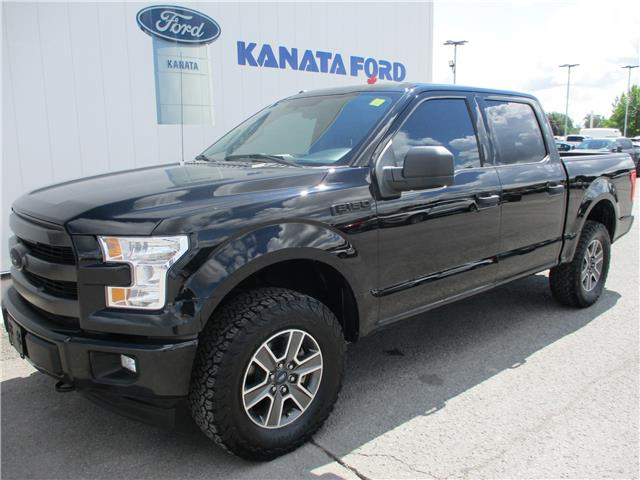 2017 Ford F-150  (Stk: P49990) in Kanata - Image 1 of 18