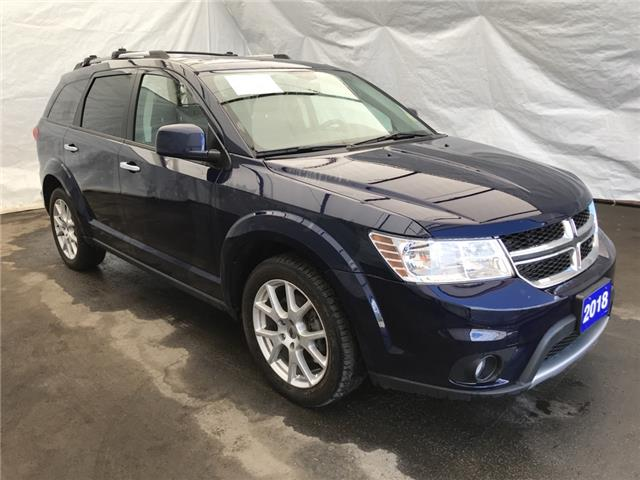 2018 Dodge Journey GT (Stk: 14121R) in Thunder Bay - Image 1 of 17