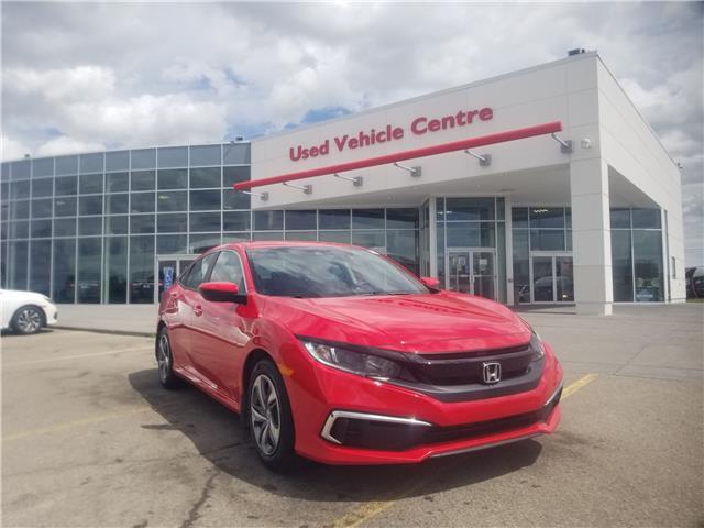 2019 Honda Civic LX (Stk: U204156) in Calgary - Image 1 of 25