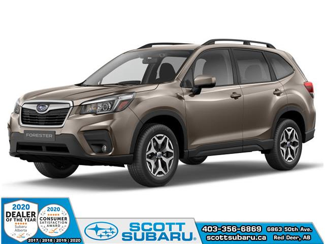 2020 Subaru Forester Touring (Stk: 523237) in Red Deer - Image 1 of 10