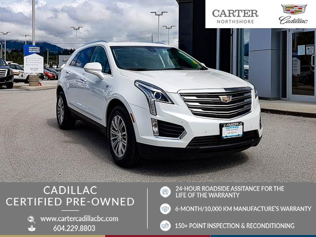 2019 Cadillac XT5 Luxury (Stk: 974110) in North Vancouver - Image 1 of 26