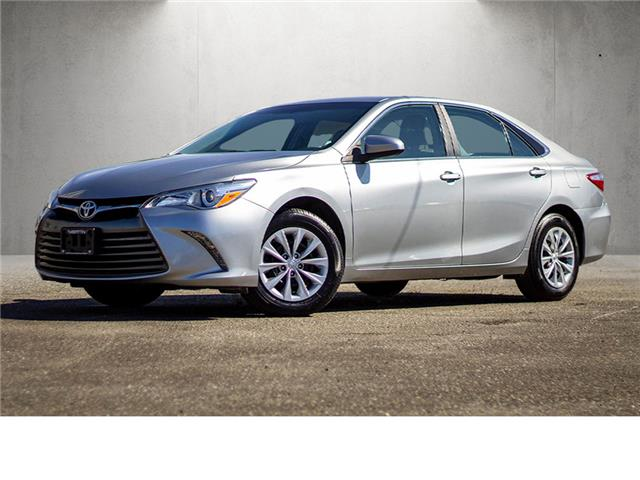2016 Toyota Camry LE (Stk: HA9-6570B) in Chilliwack - Image 1 of 16