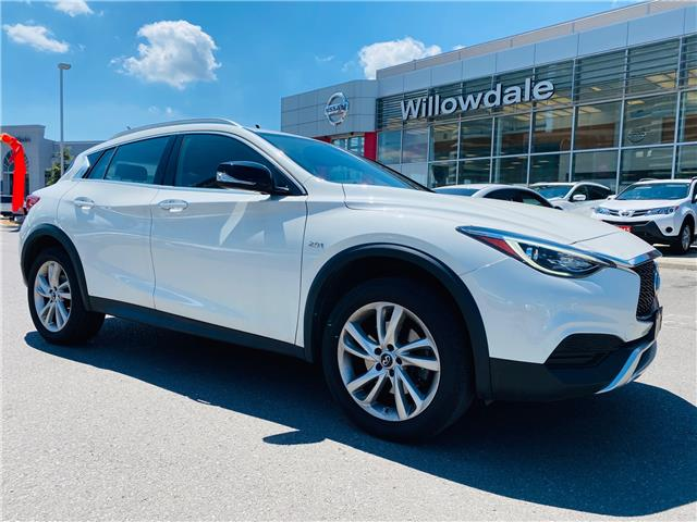 2018 Infiniti QX30 Base (Stk: H7594) in Thornhill - Image 1 of 17