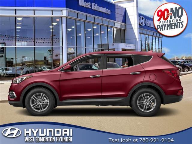 2017 Hyundai Santa Fe Sport 2.4 Base (Stk: E5158) in Edmonton - Image 1 of 1