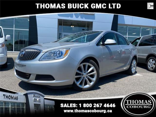 2016 Buick Verano Base (Stk: UC23417) in Cobourg - Image 1 of 21