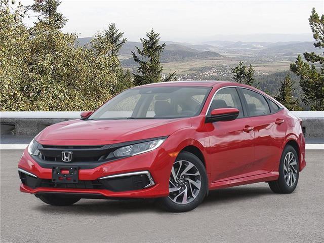 2020 Honda Civic EX (Stk: 20580) in Milton - Image 1 of 23