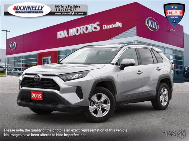 2019 Toyota RAV4 LE (Stk: KUR2412) in Ottawa - Image 1 of 28