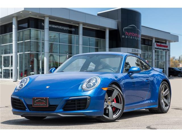 2018 Porsche 911  (Stk: 20MSX553A) in Mississauga - Image 1 of 25