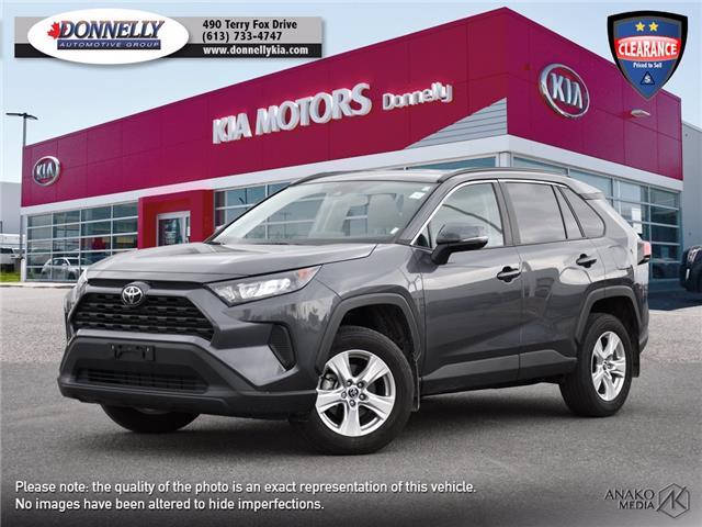 2019 Toyota RAV4 LE (Stk: KUR2410) in Ottawa - Image 1 of 28