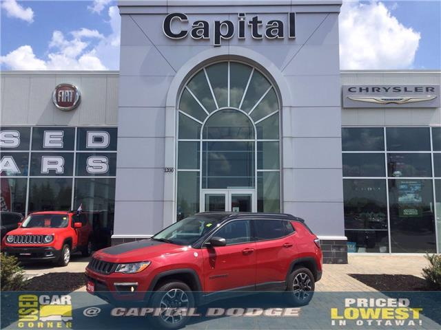 2019 Jeep Compass Trailhawk (Stk: P2948) in Kanata - Image 1 of 29