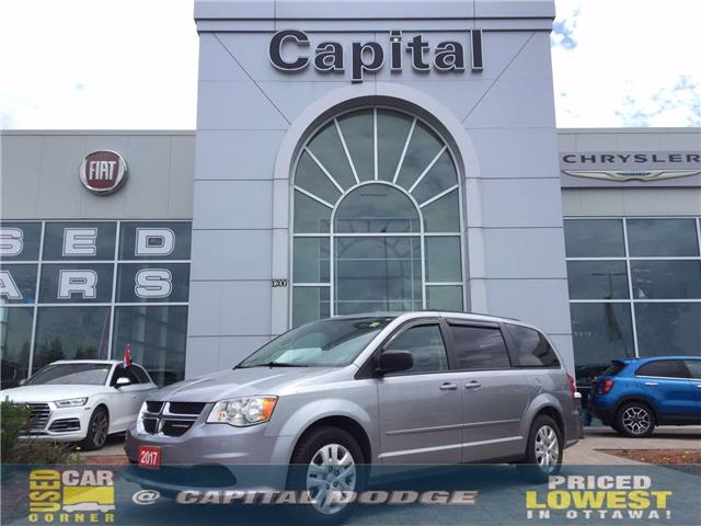 2017 Dodge Grand Caravan CVP/SXT (Stk: K01009A) in Kanata - Image 1 of 17