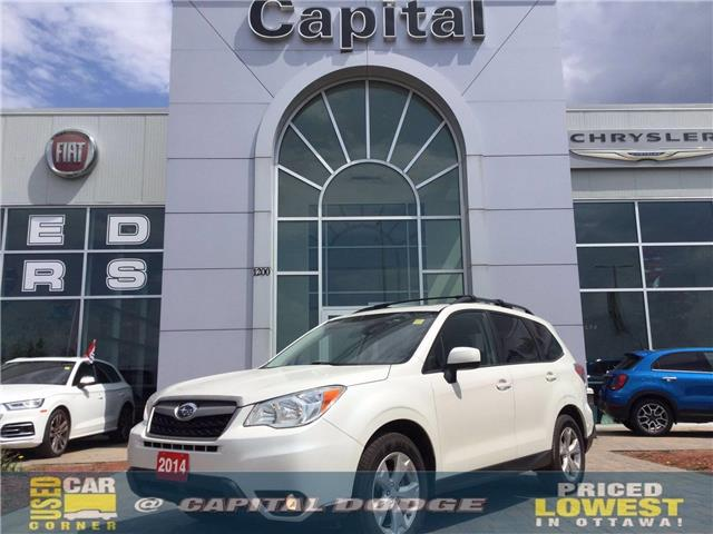 2014 Subaru Forester  (Stk: P2873A) in Kanata - Image 1 of 25
