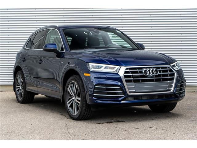 2020 Audi Q5 45 Technik (Stk: N5619) in Calgary - Image 1 of 18