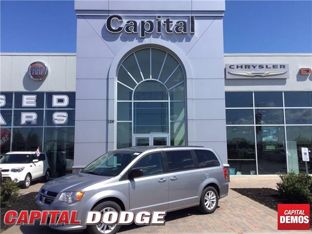 2018 Dodge Grand Caravan CVP/SXT (Stk: J00694) in Kanata - Image 1 of 19