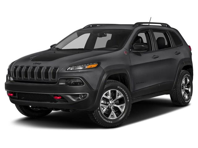 2015 Jeep Cherokee Trailhawk (Stk: 207-8544A) in Chilliwack - Image 1 of 10