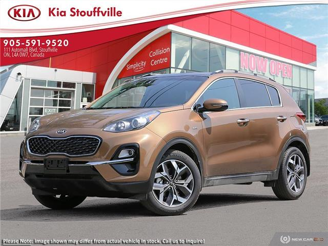 2020 Kia Sportage  (Stk: 20288) in Stouffville - Image 1 of 22