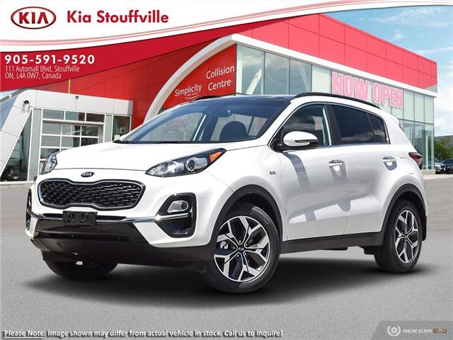 2020 Kia Sportage  (Stk: 20291) in Stouffville - Image 1 of 23