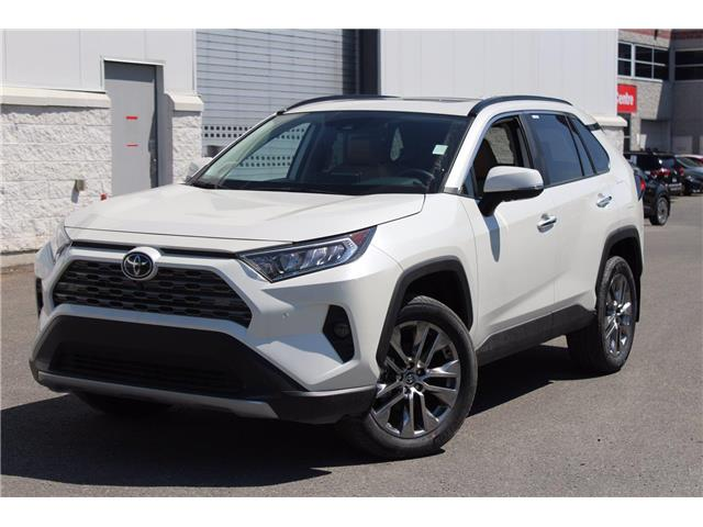 2020 Toyota RAV4 Limited (Stk: 28545) in Ottawa - Image 1 of 24