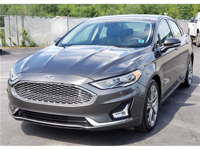 2019 Ford Fusion Hybrid Titanium (Stk: 10812) in Lower Sackville - Image 1 of 25