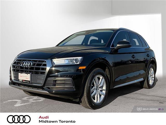 2018 Audi Q5 2.0T Komfort (Stk: P7984) in Toronto - Image 1 of 25