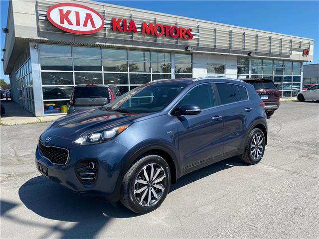 2018 Kia Sportage EX (Stk: 4868A) in Gloucester - Image 1 of 13