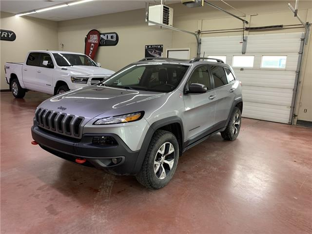 2016 Jeep Cherokee Trailhawk (Stk: N20-48A) in Nipawin - Image 1 of 17
