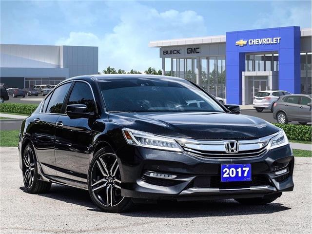 2017 Honda Accord Touring (Stk: 294714A) in Markham - Image 1 of 27