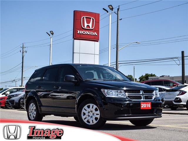 2016 Dodge Journey CVP/SE Plus (Stk: 9R327A) in Hamilton - Image 1 of 21