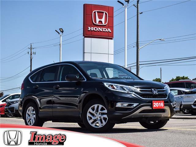 2016 Honda CR-V SE (Stk: OE4393) in Hamilton - Image 1 of 22