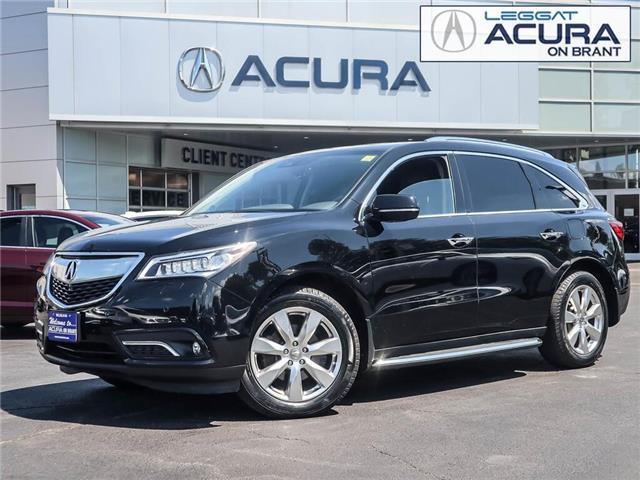 2016 Acura MDX Elite Package (Stk: 4285) in Burlington - Image 1 of 26