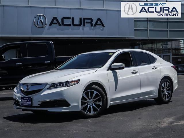 2016 Acura TLX Tech (Stk: 4279) in Burlington - Image 1 of 25