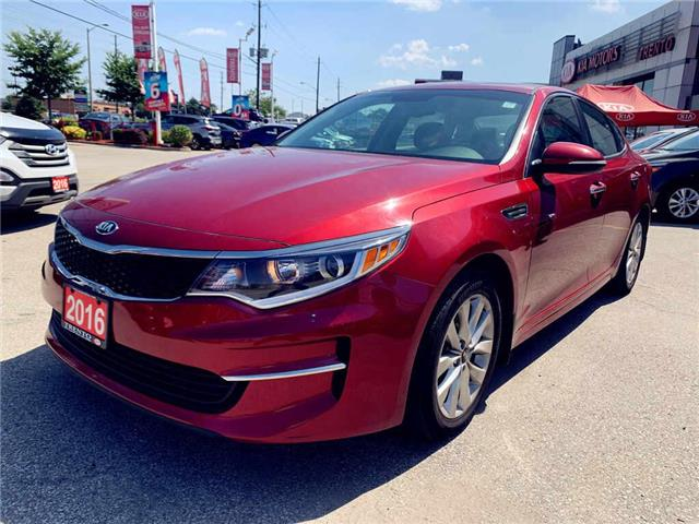 2016 Kia Optima  (Stk: 8164A) in North York - Image 1 of 25