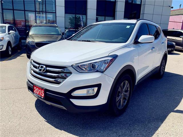 2015 Hyundai Santa Fe Sport  (Stk: 8111A) in North York - Image 1 of 24