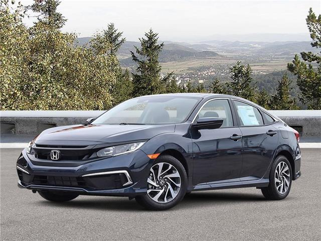 2020 Honda Civic EX (Stk: 20583) in Milton - Image 1 of 23