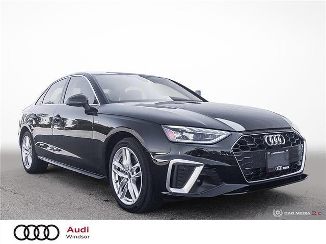 2020 Audi A4 2.0T Technik (Stk: 9949) in Windsor - Image 1 of 30